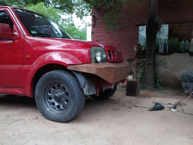 Bumper para jimmy 2a99c410