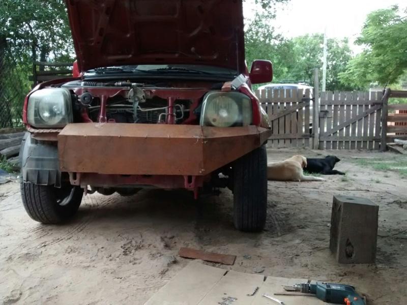 Bumper para jimmy 7304c510