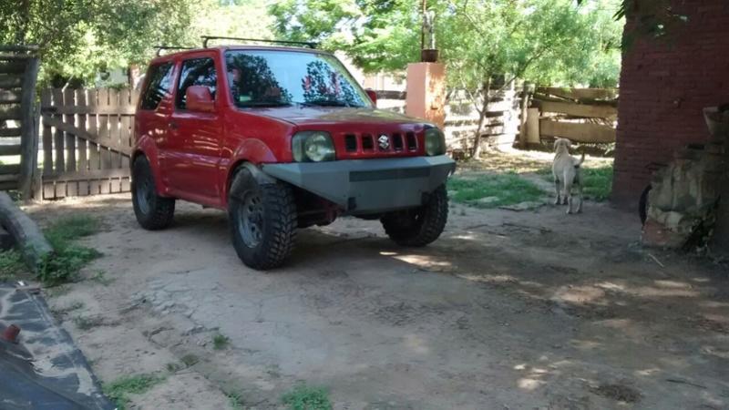 Bumper para jimmy Bfedf610