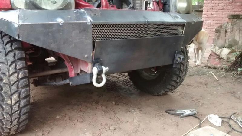 Bumper para jimmy Ce2ed210