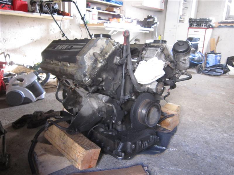 Changement moteur. Logistique Img_2513