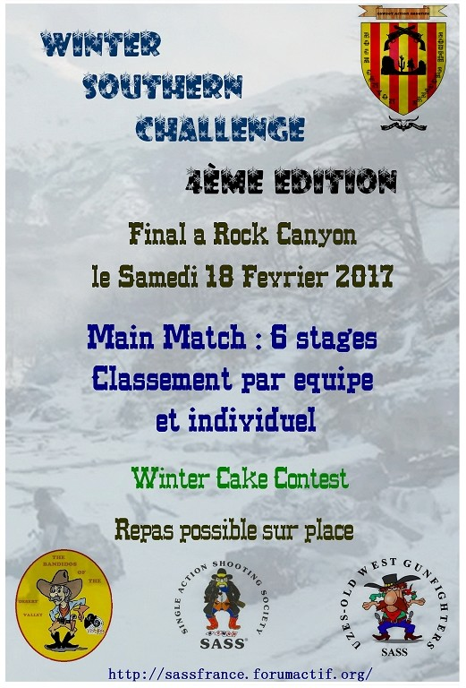 Winter Southern Challenge 2017 - LA FINALE Affich14