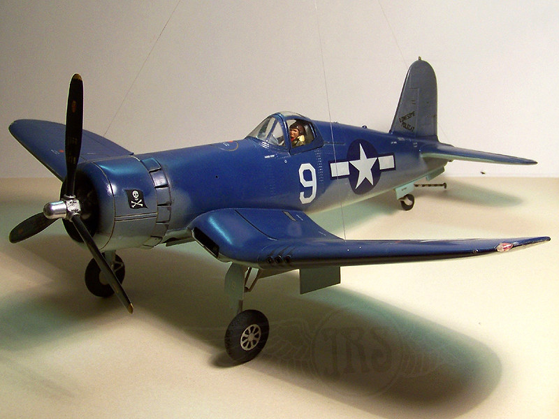 Vought F4U-1A Corsair  / M 1:32 F4u_0016