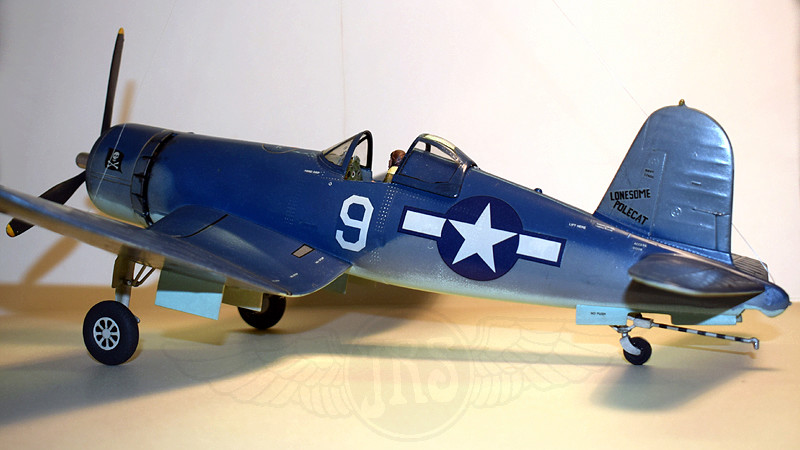 Vought F4U-1A Corsair  / M 1:32 F4u_0112