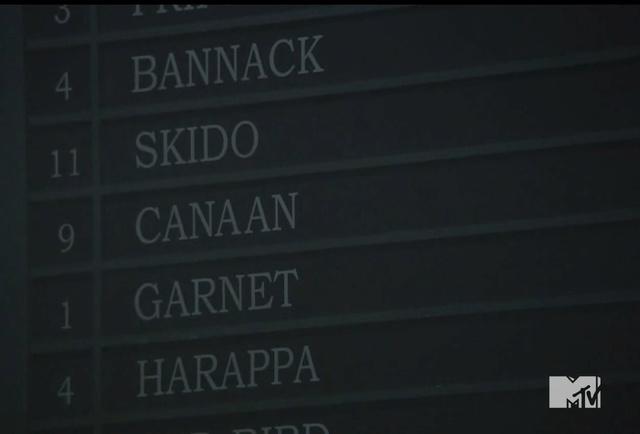 La saison 6, finale de la série Garnet10