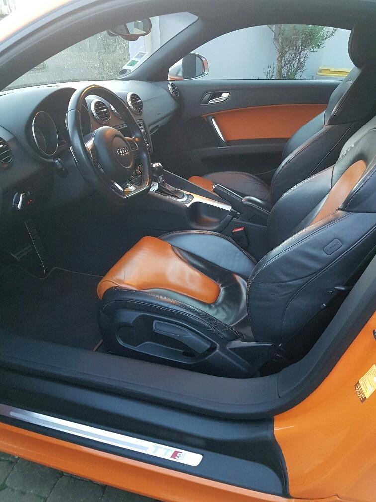 Audi TTS Orange Magma 20161119