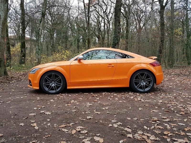 Audi TTS Orange Magma 20161122