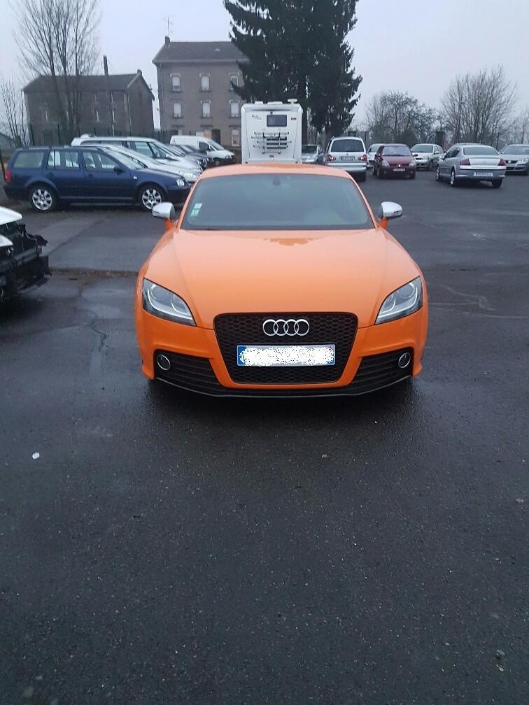 Audi TTS Orange Magma - Page 5 20170110