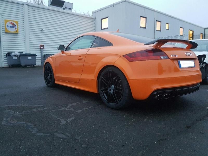 Audi TTS Orange Magma - Page 5 20170111