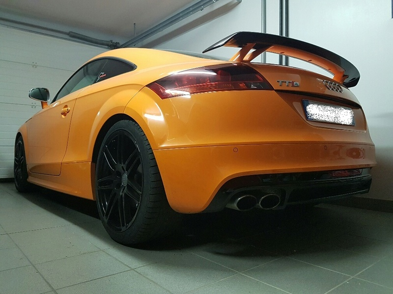 Audi TTS Orange Magma - Page 5 20170112