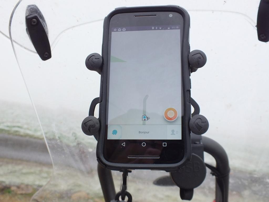 support smartphone  Dscf6911
