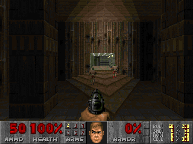 Doom II: Hell on Earth *LET'S PLAY!* Screen13