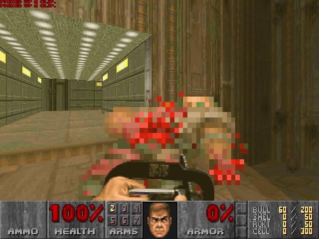 Doom II: Hell on Earth *LET'S PLAY!* Screen15