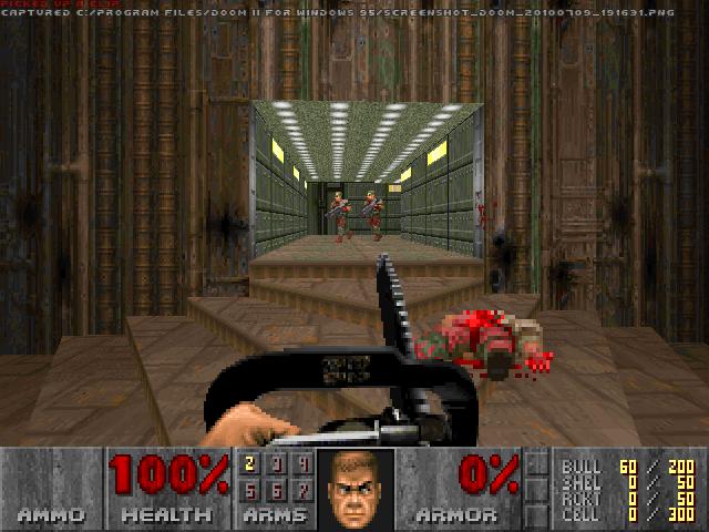 Doom II: Hell on Earth *LET'S PLAY!* Screen16