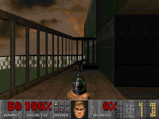 Doom II: Hell on Earth *LET'S PLAY!* Screen19