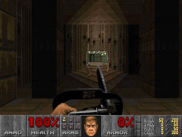 Doom II: Hell on Earth *LET'S PLAY!* Screen20