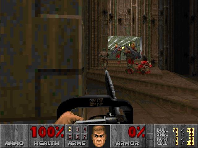 Doom II: Hell on Earth *LET'S PLAY!* Screen21