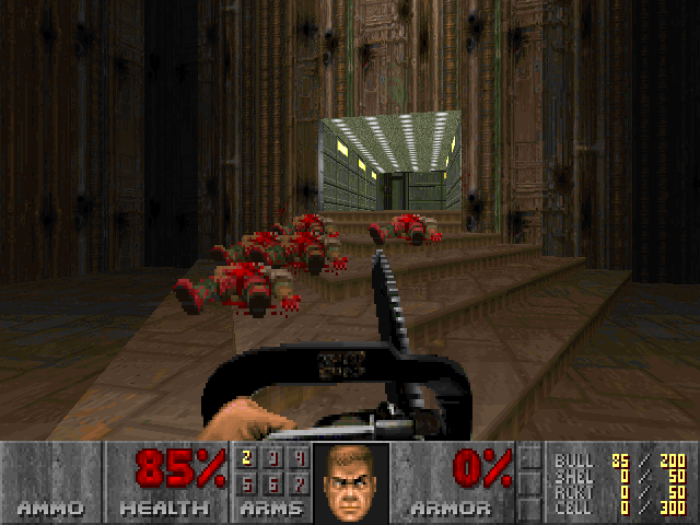 Doom II: Hell on Earth *LET'S PLAY!* Screen22