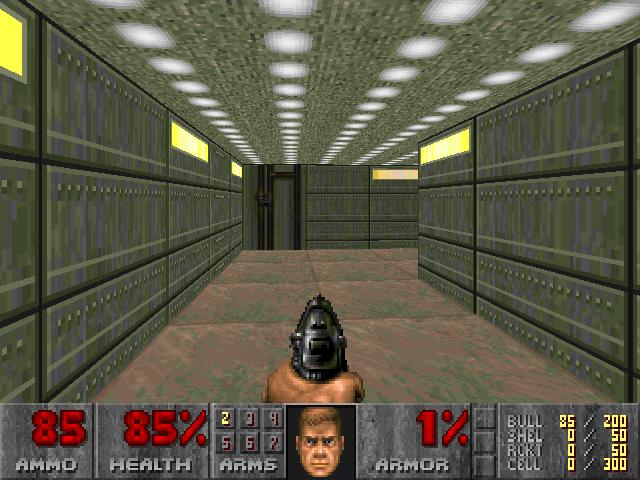 Doom II: Hell on Earth *LET'S PLAY!* Screen23