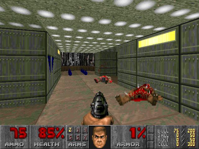 Doom II: Hell on Earth *LET'S PLAY!* Screen25
