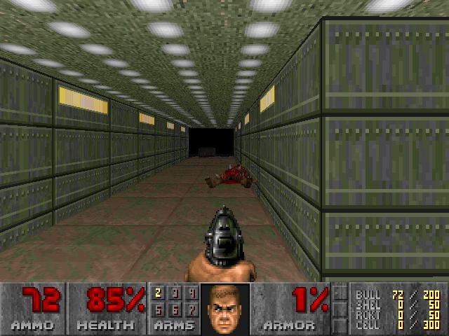 Doom II: Hell on Earth *LET'S PLAY!* Screen26