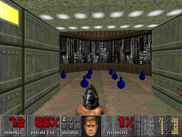 Doom II: Hell on Earth *LET'S PLAY!* Screen27