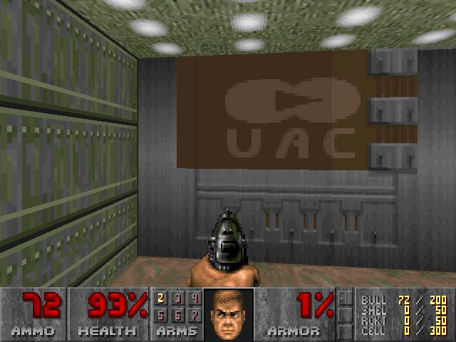 Doom II: Hell on Earth *LET'S PLAY!* Screen28