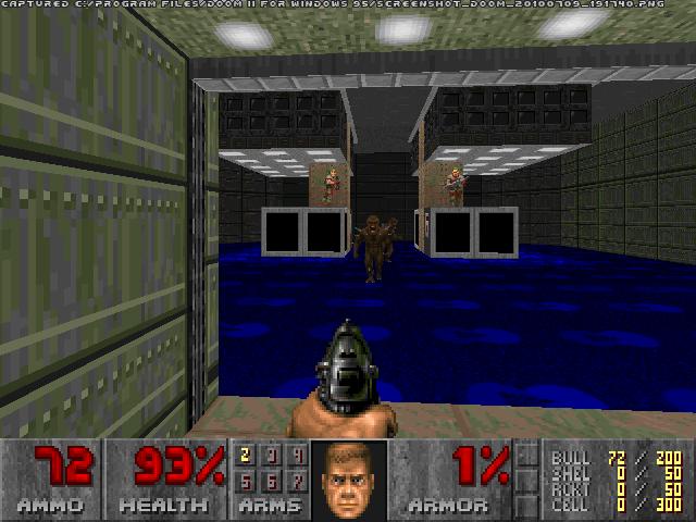 Doom II: Hell on Earth *LET'S PLAY!* Screen29