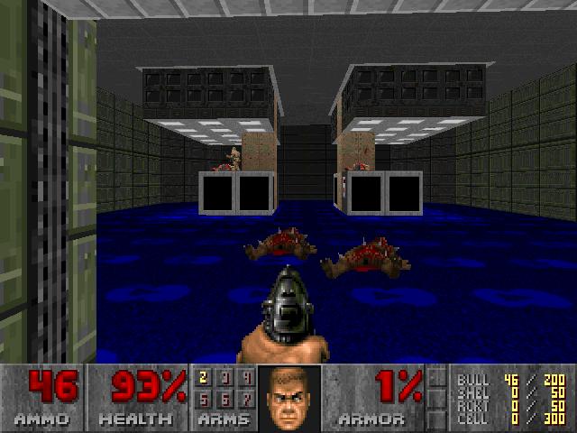 Doom II: Hell on Earth *LET'S PLAY!* Screen30