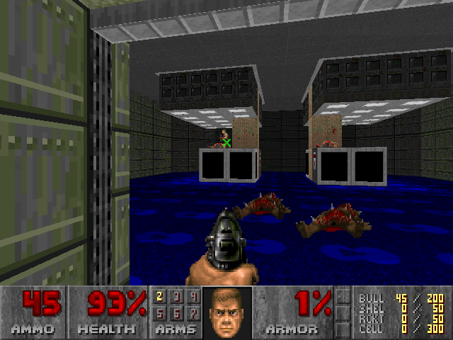 Doom II: Hell on Earth *LET'S PLAY!* Screen31