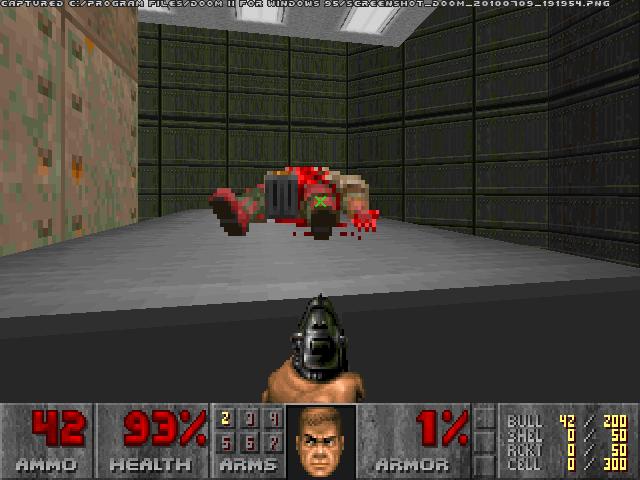 Doom II: Hell on Earth *LET'S PLAY!* Screen33