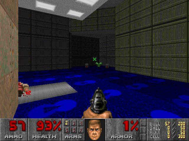 Doom II: Hell on Earth *LET'S PLAY!* Screen35