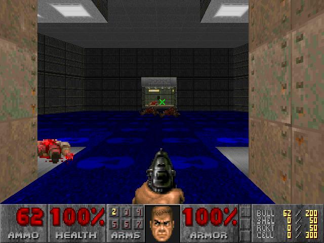 Doom II: Hell on Earth *LET'S PLAY!* Screen36