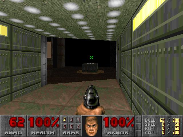 Doom II: Hell on Earth *LET'S PLAY!* Screen38