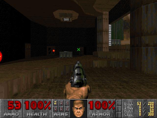 Doom II: Hell on Earth *LET'S PLAY!* Screen39