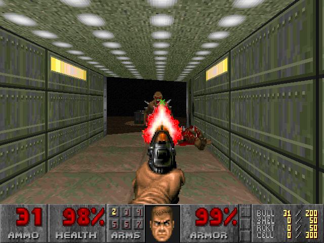 Doom II: Hell on Earth *LET'S PLAY!* Screen41