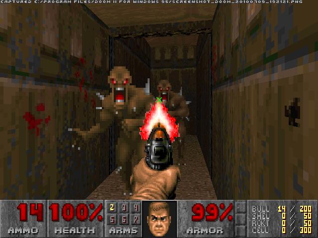 Doom II: Hell on Earth *LET'S PLAY!* Screen43