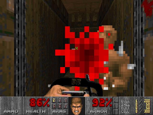 Doom II: Hell on Earth *LET'S PLAY!* Screen44