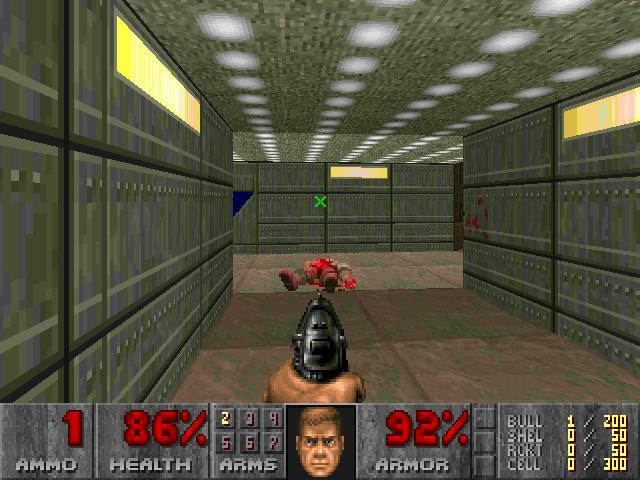 Doom II: Hell on Earth *LET'S PLAY!* Screen46