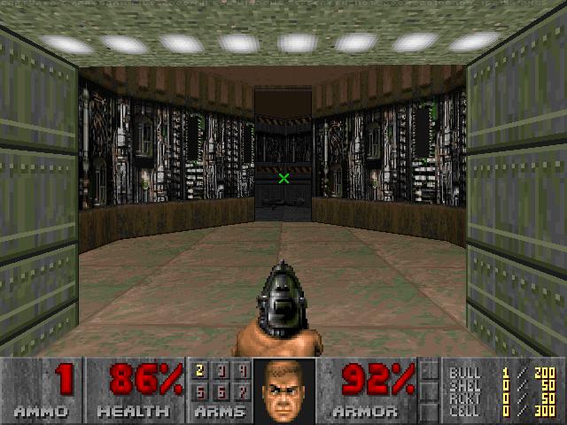 Doom II: Hell on Earth *LET'S PLAY!* Screen47