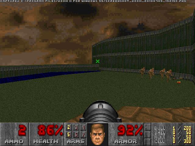 Doom II: Hell on Earth *LET'S PLAY!* Screen49