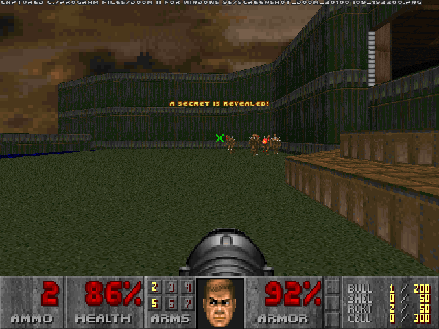 Doom II: Hell on Earth *LET'S PLAY!* Screen50