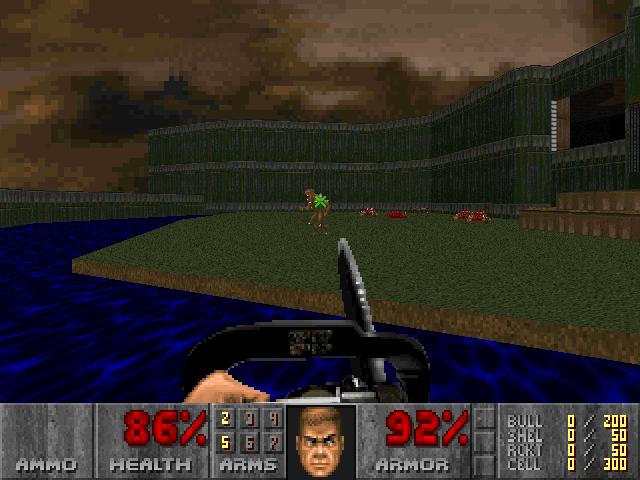 Doom II: Hell on Earth *LET'S PLAY!* Screen51