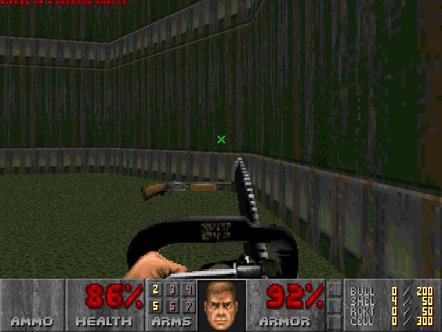 Doom II: Hell on Earth *LET'S PLAY!* Screen52