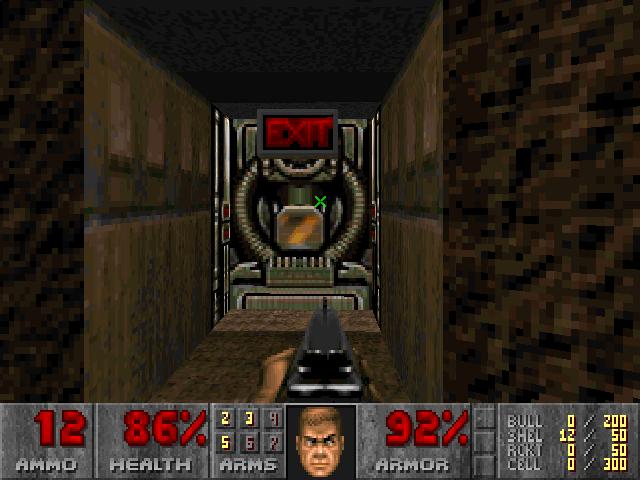 Doom II: Hell on Earth *LET'S PLAY!* Screen53