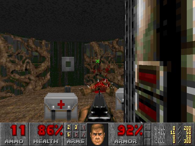 Doom II: Hell on Earth *LET'S PLAY!* Screen54