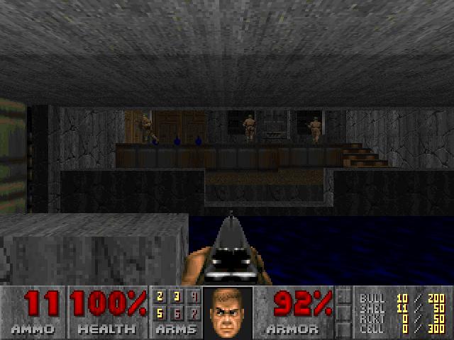 Doom II: Hell on Earth *LET'S PLAY!* Screen57