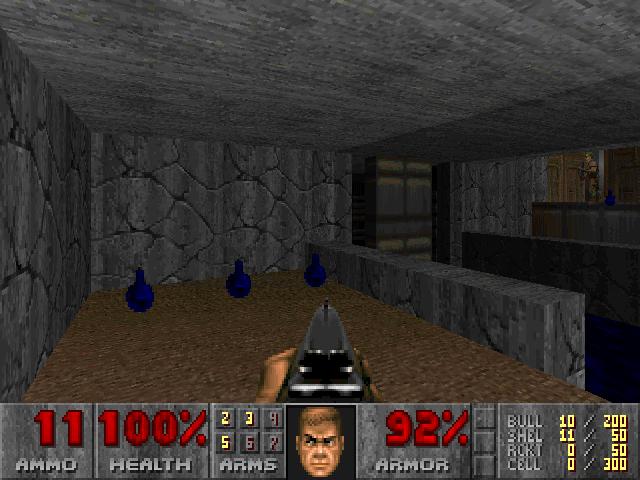 Doom II: Hell on Earth *LET'S PLAY!* Screen58