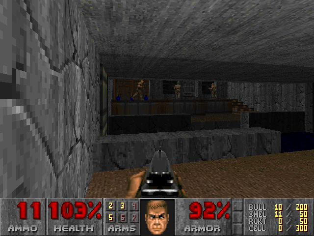 Doom II: Hell on Earth *LET'S PLAY!* Screen59