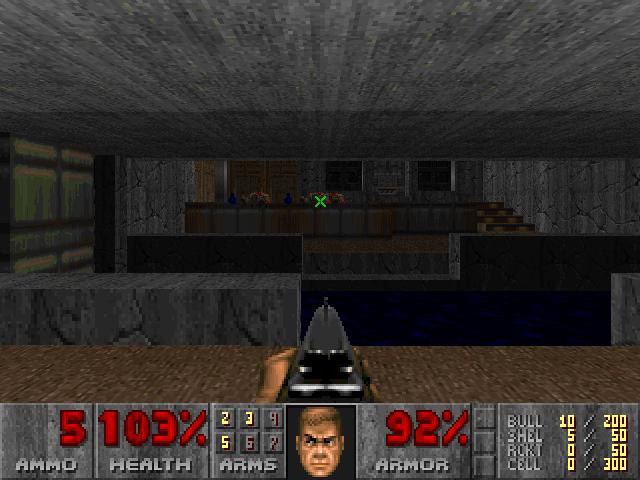 Doom II: Hell on Earth *LET'S PLAY!* Screen61